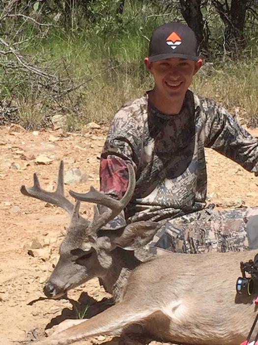 Austin Folkman Arizona archery Coues deer