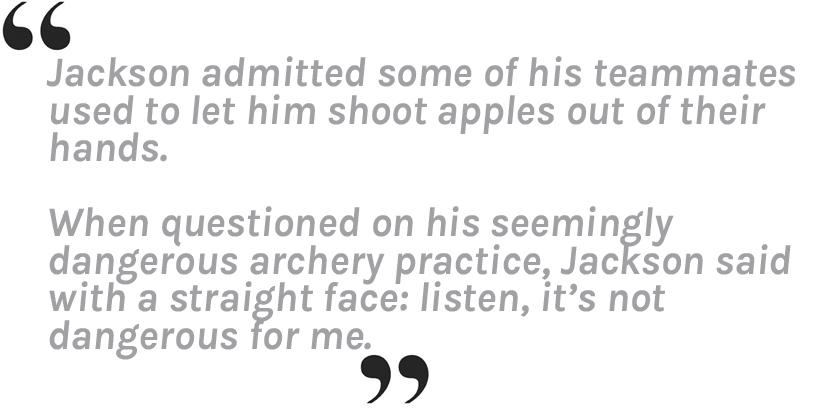 Bo Jackson quote