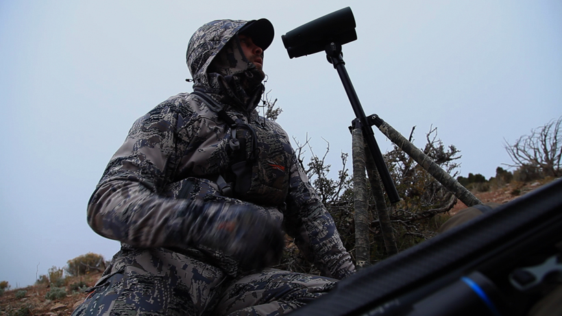 Checking the location of the buck