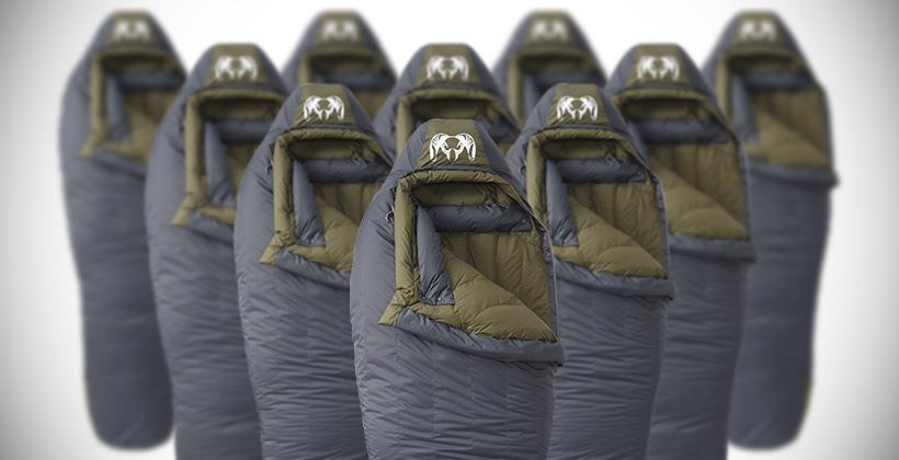 August INSIDER Giveaway - 10 KUIU Sleeping Bags
