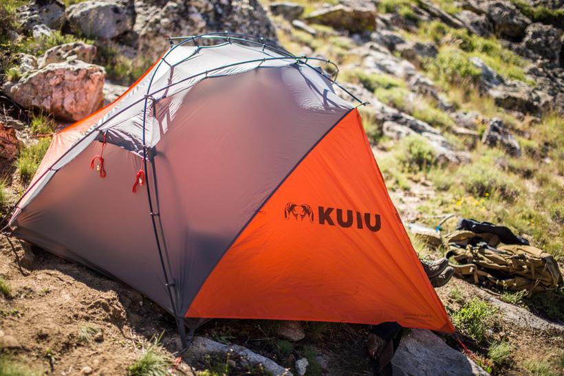 KUIU tent giveaway