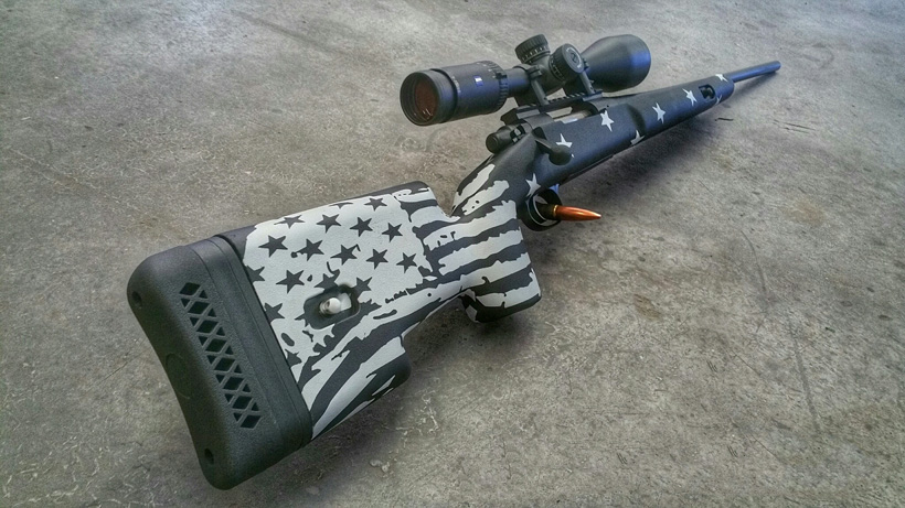 Best Rifle To Start Long Range Build