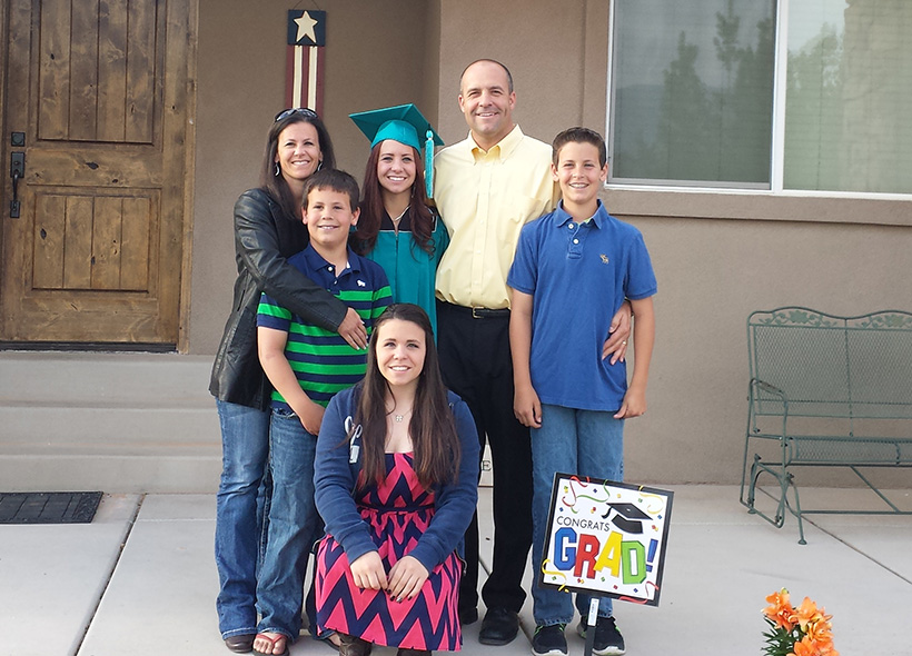 The Loescher Family