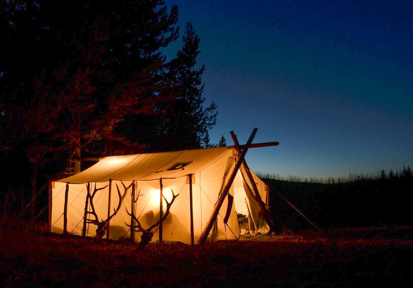May Davis Wall Tent INSIDER Giveaway