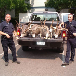Oregon poaching case