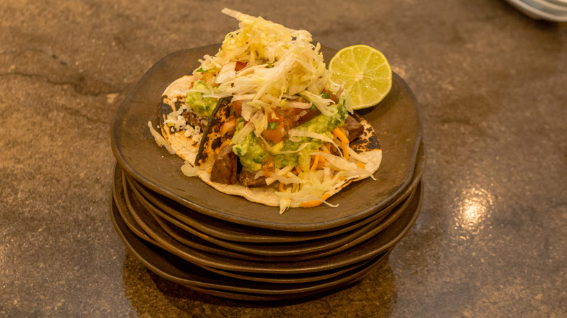 Quick and easy wild game elk taco recipe