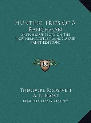Theodore Roosevelt book