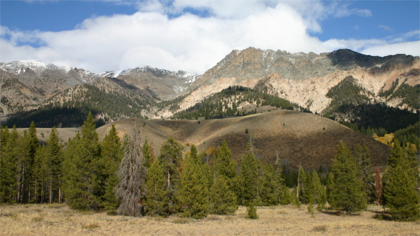 Range scenery