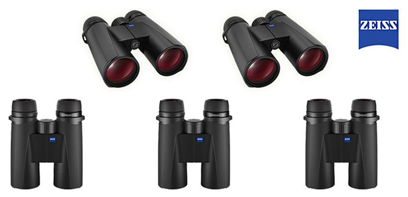 Zeiss Conquest 10x42 HD binoculars
