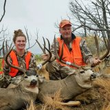 A humble hunter in the spectacular backcountry