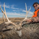 3 years, 3 mule deer and an incredible journey