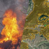 Wildfires impacting big game & how to track fires
