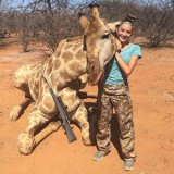 Young female hunter target of anti-hunting social media attack