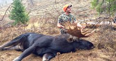 The powerful coming of age moose hunt